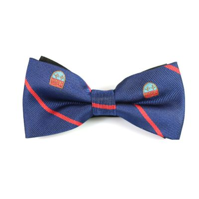 Sapphire Blue, Valentine Red and Mint green Polyester Novelty Butterfly Bow Tie