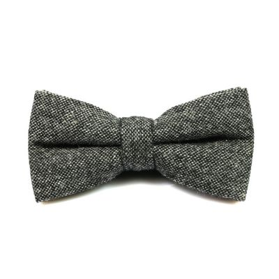 Night Cotton Polka Dot Butterfly Bow Tie