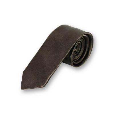 5cm Night Polyester Solid Skinny Tie